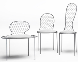 junya ishigami: family chairs