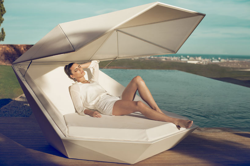 ramon esteve: faz daybed for vondom